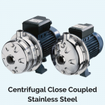 Centrifugal Close Coupled Stainless Steel